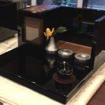 国産小型仏壇で人気の黒戸をオーダーメイドで製作しました。