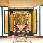 彦根金仏壇の製作工程のご紹介(後半)~ご希望にお応えした4尺3方開き御堂造りのお仏壇、漆塗りから完成まで~