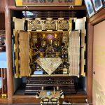 お仏壇のお洗濯・修復・交換等で、新品同様に。真宗大谷派、三重県桑名市長島町のお客様